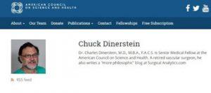 Chuck Dinerstein